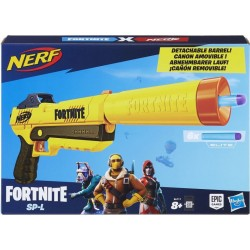 Hasbro NERF Fortnite SP-L Elite Dart Supp Pistol E6717