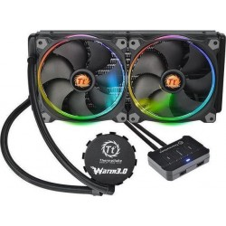Thermaltake Water Cooling Water 3.0 Riing RGB 280 (CL-W138-PL14SW-A)