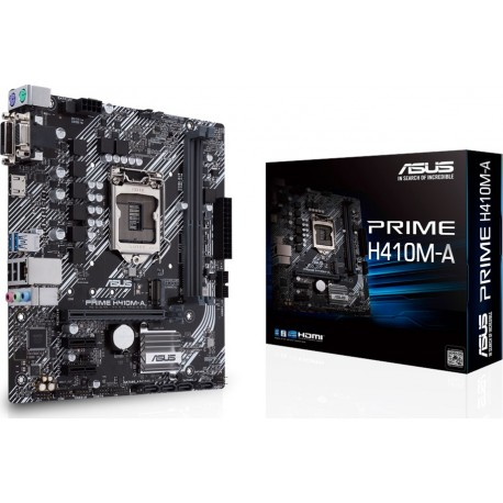 Asus Prime H410M-A (90MB13G0-M0EAY0)