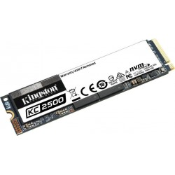 Kingston KC2500 1000 GB NVMe PCIe 3.0 x4, M.2 2280 (SKC2500M8/1000G)